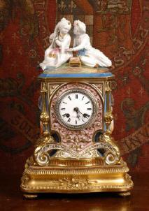 Estilos de Decoración II : Clásico, Loft, Natural, Retro, Rústico, Provenzal y Boho Chic Clock8